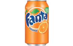 Foto Fanta Orange 33cl