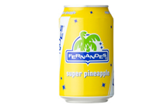 Foto Fernandes Super Pineapple 33cl